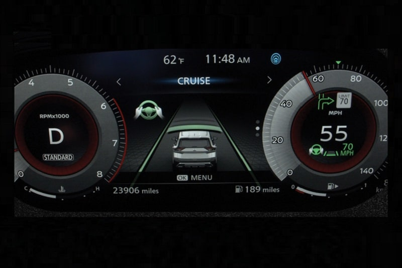 Adaptive Cruise Control is a great feature