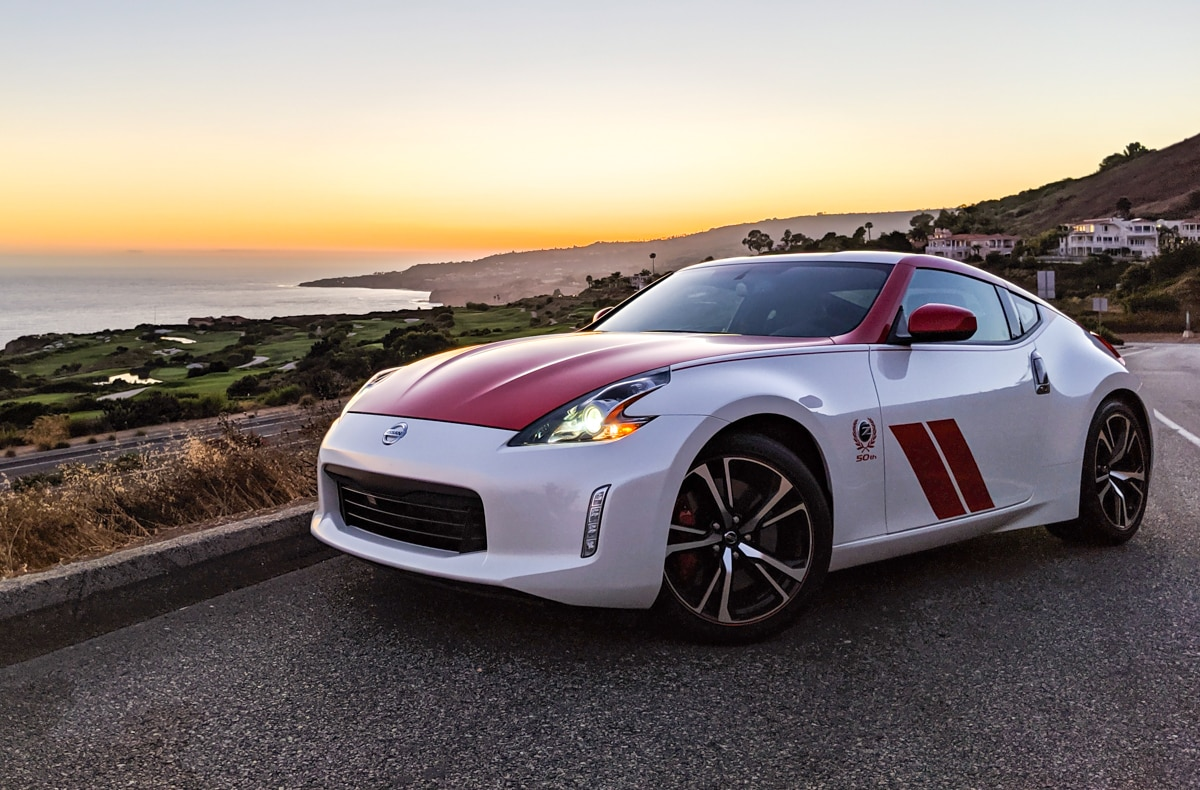 Image of a 2020 370Z Coupe 50th Anniversary Edition vehicle