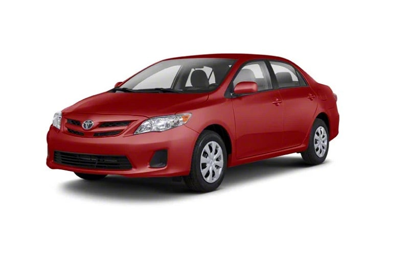 The Toyota Corolla is a great used car buy