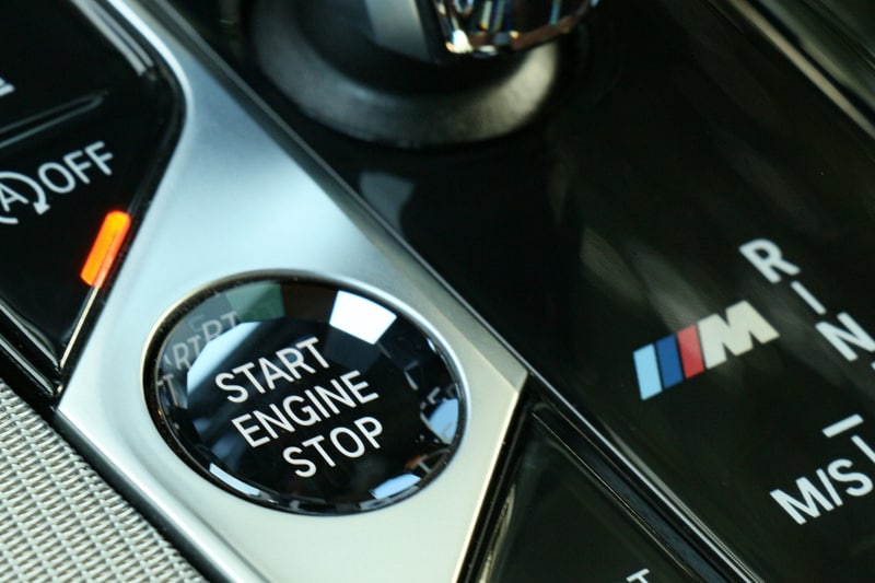 BMW, M850i, Shifter