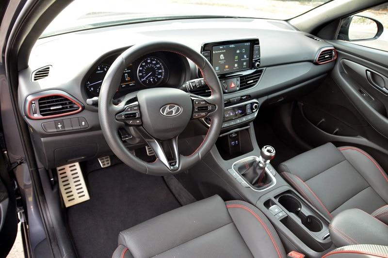 2020 hyundai elantra gt n line test drive review autonation drive 2020 hyundai elantra gt n line test drive review autonation drive