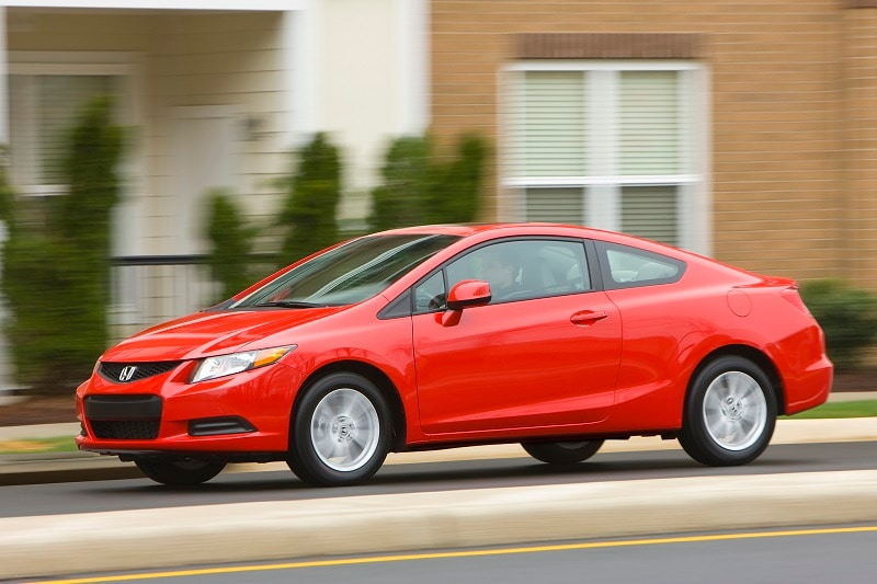 The Honda Civic is a great used car buy
