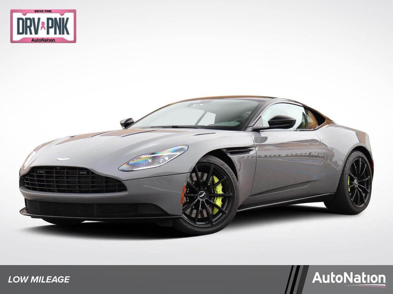 2019 Aston Martin Db11 Amr For Sale In Newport Beach Ca Autonation Drive
