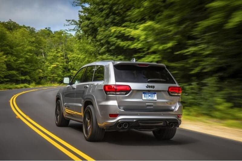The Grand Cherokee is one of the auto market's best examples of off-road capability mixed with cosseting luxury.