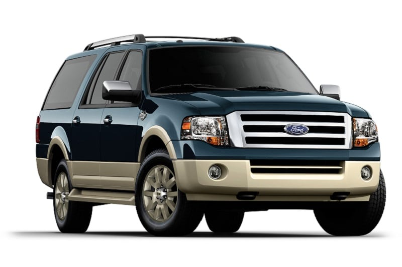 The Ford Expedition is a great used car buy