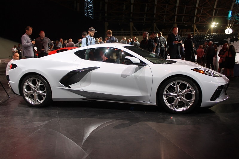 BMW Bellevue Service >> The Mid-Engine Corvette has Arrived: First Pics of the 2020 Corvette Stingray | AutoNation Drive