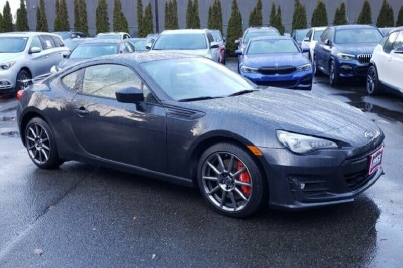The Subaru BRZ Spider is a great first sports car
