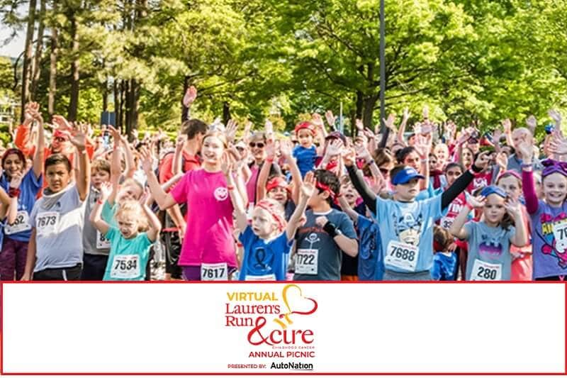 AutoNation is proud to sponsor the 26th annual Lauren's Run