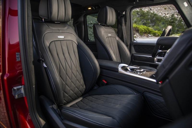 Mercedes-Benz Cabin