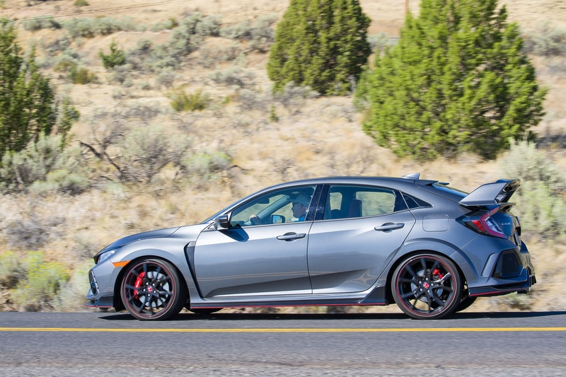 With 300 horsepower on tap and a perfect six-speed gearbox, the Civic Type R is rolling proof that practical and reliable doesn't have to mean boring.