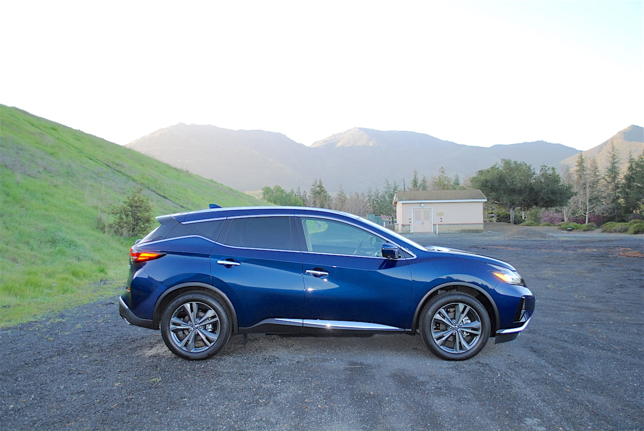 Image of an 2019 Nissan Murano Platinum AWD