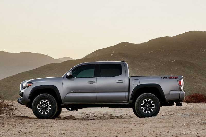 When it comes to midsize pickups, it's hard to go wrong with the Toyota Tacoma.