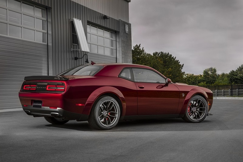 The Dodge Challenger Hellcat is an exotic you can drive every day