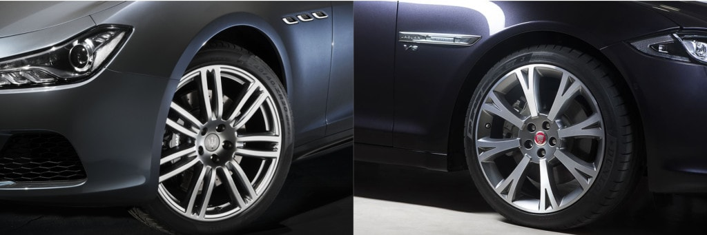 Maserati Ghibli vs Jaguar XJ - 4