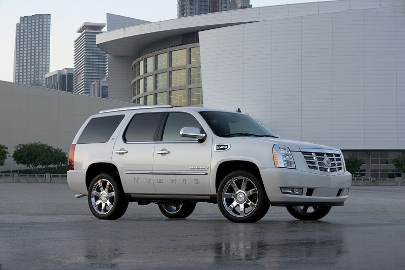 The  2011 Cadillac Escalade is a great used car buy