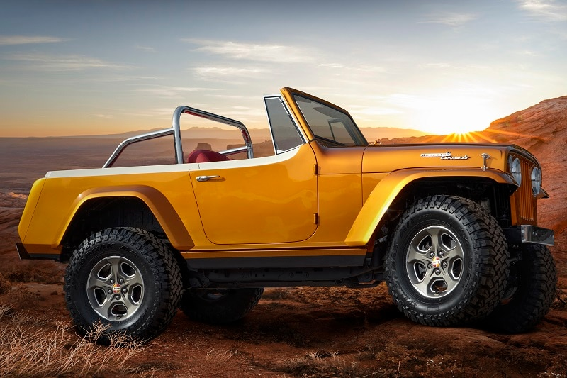 Easter Jeep Safari Jeepster Beech Concept