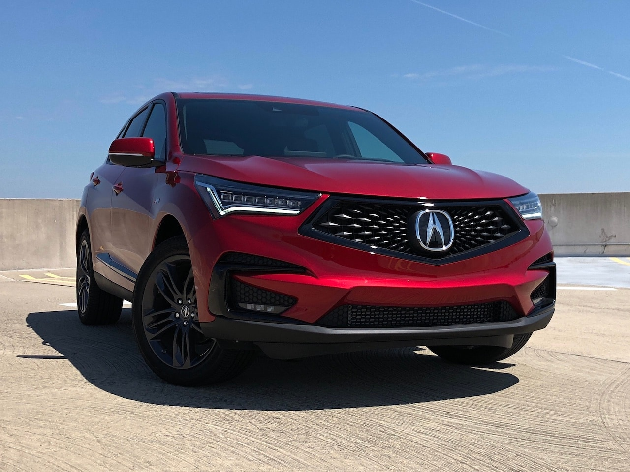 Image of the 2020 Acura TLX PMC Edition