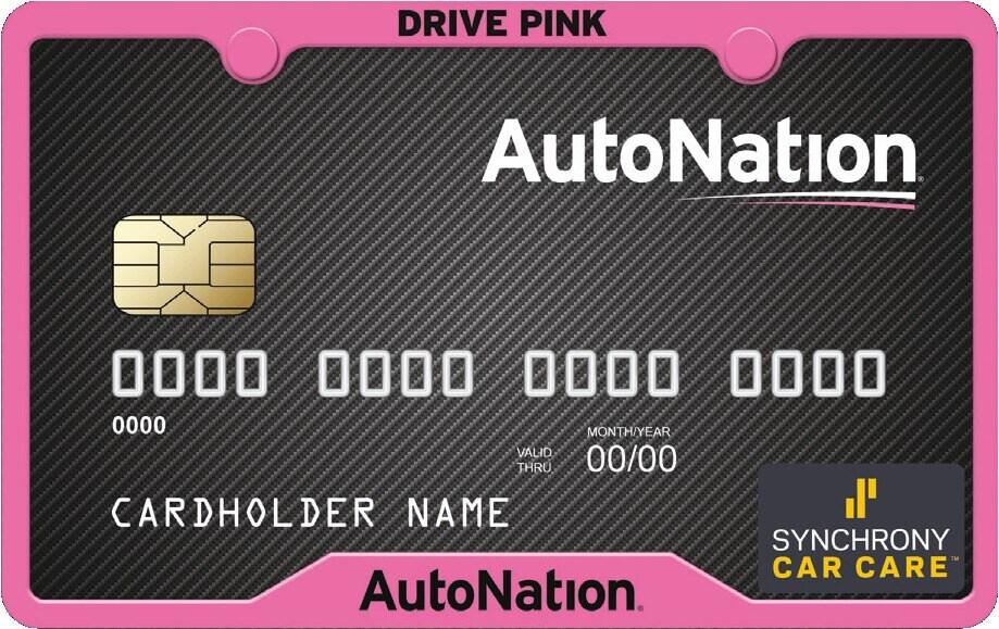 AutoNation Credit Card