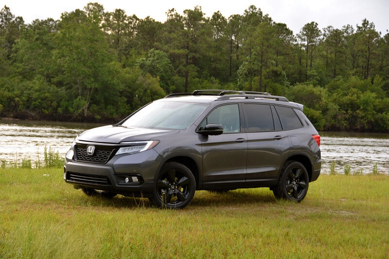 The new Honda Passport is designed to be rugged and family-friendly.