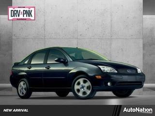 2006 Ford Focus SE Sedan