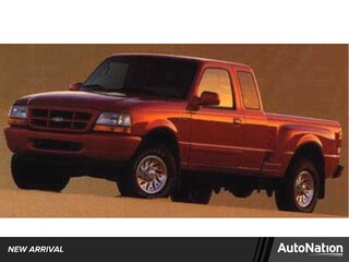1998 Ford Ranger XLT Truck Super Cab