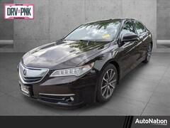 2015 Acura TLX V6 Advance Sedan