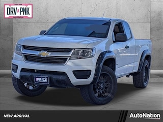 2015 Chevrolet Colorado 4WD WT Truck Extended Cab