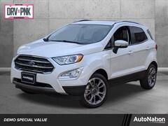 2020 Ford EcoSport Titanium SUV
