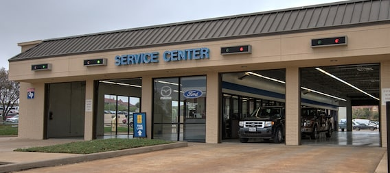 Ford House Wichita Falls Tx >> Ford Service Center Near Me Fort Worth Tx Autonation Ford