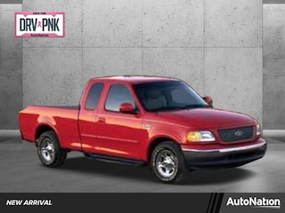 2001 Ford F-150 XLT Truck Super Cab