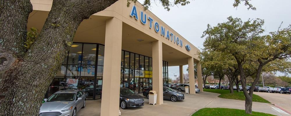 autonation ford fort worth finance center   ft worth, tx