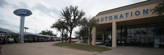 Auto Nation Ford >> Ford Dealership Near Me Fort Worth Tx Autonation Ford