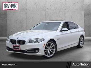 2016 BMW 535i 535i Sedan