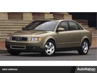 2003 Audi A4 1.8T Sedan