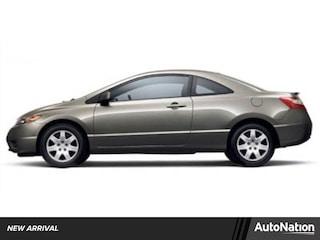 2007 Honda Civic Coupe LX 2dr Car