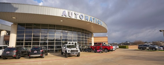 Ford Dealership Selling New And Used Cars Near Mckinney Tx Autonation Ford Frisco