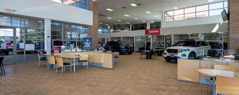 [Dealership  Name] Interior