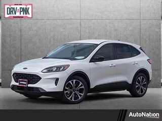New 2021 Ford Escape SE SUV for sale in Houston