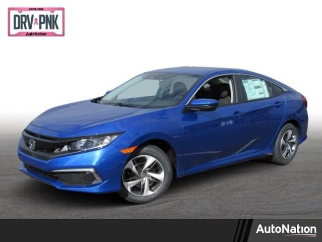 Honda Mobile Al >> 2019 Honda Civic Lx Sedan