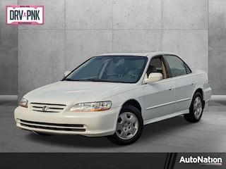 2001 Honda Accord EX w/Leather Sedan