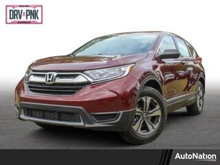 2019 Honda CR-V LX LX 2WD