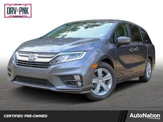2018 Honda Odyssey EX EX Auto