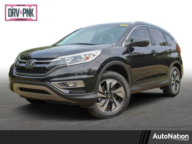 2016 Honda CR-V Touring 2WD 5dr Touring
