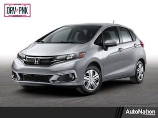 2019 Honda Fit LX Hatchback