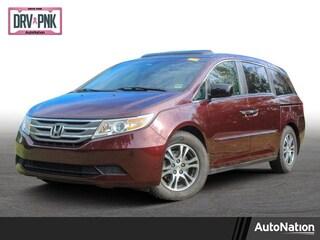 2011 Honda Odyssey EX-L 5dr EX-L