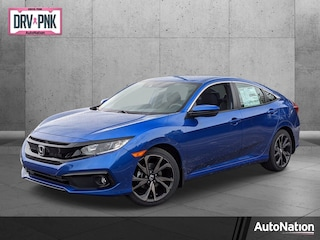 2021 Honda Civic Sport Sedan