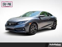 2019 Honda Civic Sport Coupe