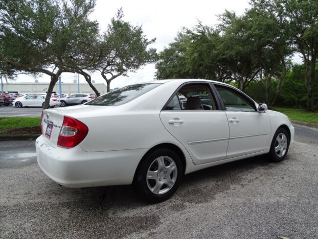 Used 2004 Toyota Camry For Sale At Mercedes Benz Of Wesley Chapel