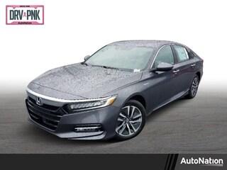 2019 Honda Accord Hybrid Touring Touring Sedan