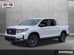 2021 Honda Ridgeline Sport Truck Crew Cab